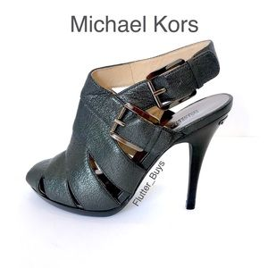 Michael Kors • Caged Slingback Booties